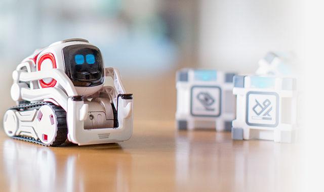 Anki Cozmo Robot branco - como importar brinquedos da Amazon