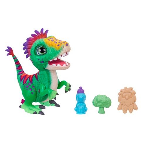FurReal Munchin Rex como importar brinquedos