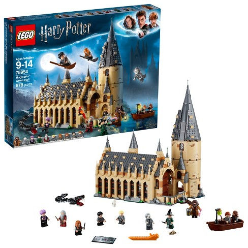 Harry Potter LEGO Hogwarts Great Hall comprar brinquedos na Amazon americana