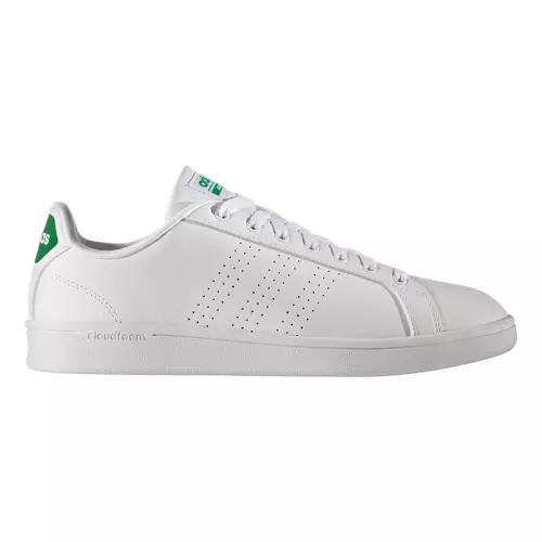 Adidas Cloudfoam Advantage melhores tênis brancos para comprar nos EUA