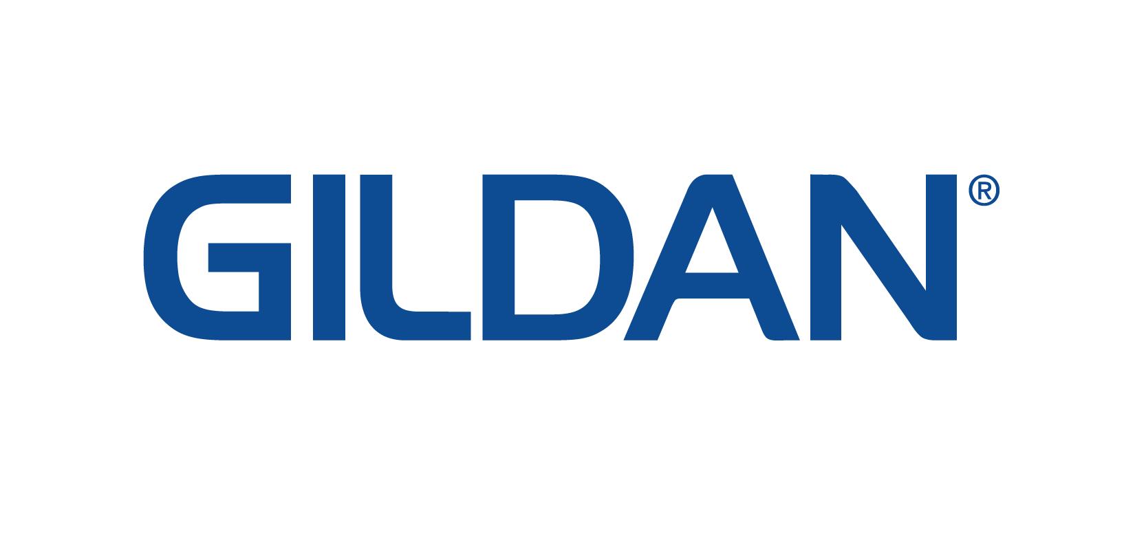 Gildan marca de roupa importada dos EUA
