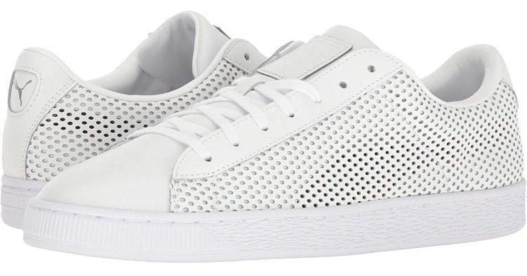 Puma Basket Classic Summer Shade qual o melhor tênis branco masculino para comprar na amazon