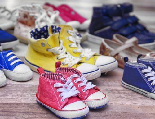Os 5 melhores calçados infantis que você pode comprar na Carter's dos Estados Unidos