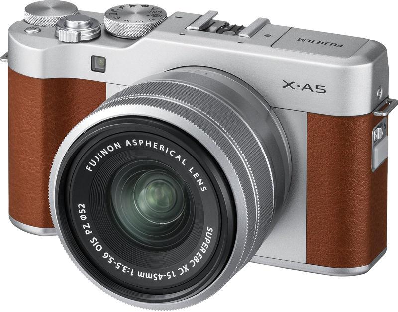 Importar Fujifilm X-A5 Mirrorless da Amazon