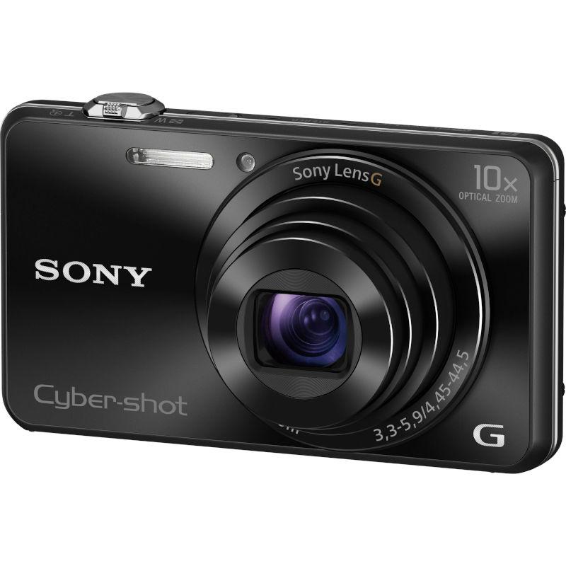 Importar Sony Cyber-shot WX220 da Amazon