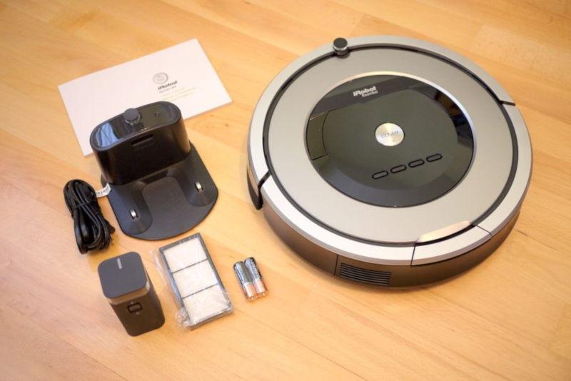 Você encontra iRobot barato na Amazon Renewed