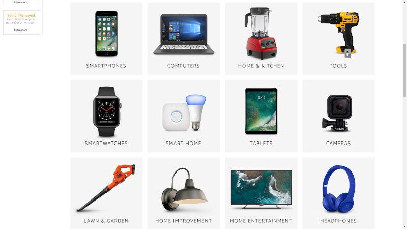 Melhores produtos para comprar na Amazon Renewed